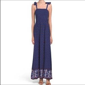 Band of Gypsies Maxi Dress in Small